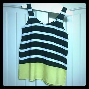 Collective Concepts Striped Tank